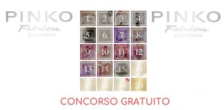 Calendario dell'Avvento Pinko