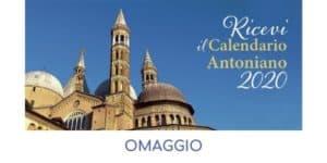 Calendario Antoniano 2020