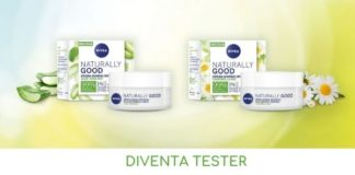 Diventa tester Nivea Naturally Good