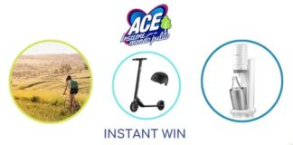 Instant win Ace