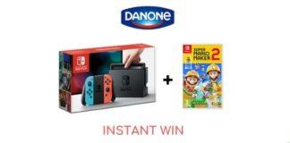 Instant win Danone Yogoloso