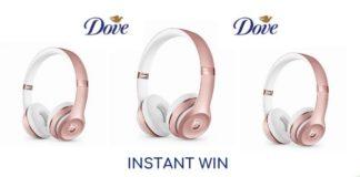 Concorso instant win Dove
