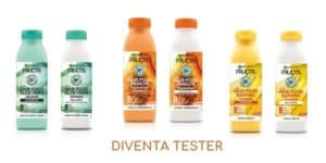 Diventa tester Fructis hair food