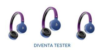 Diventa tester cuffie Bluetooth