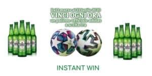 Instant win Heineken