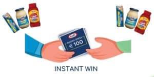 Instant win Heinz Italia