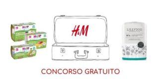 Concorso gratuito H&M