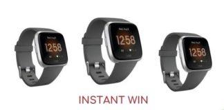 Concorso instant win Fitness