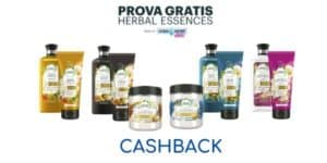 Cashback Herbal Essence