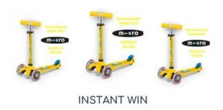 Instant win Formaggino Mio