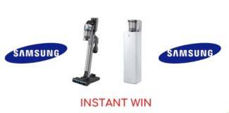 concorso instant win samsung