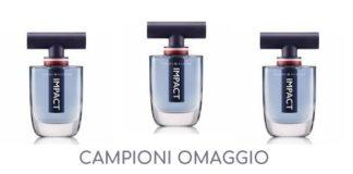 Campioni omaggio profumo Impact