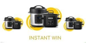 Instant win Crock Pot