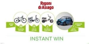 Instant win Rigoni