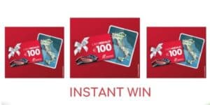 Instant win Summer Lay's