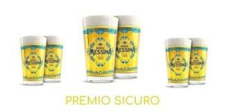Premio sicuro Birra Messina