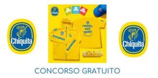 concorso gratuito Chiquita