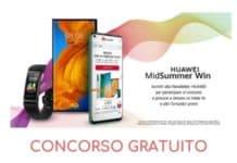 Concorso gratuito Huawei