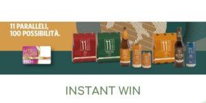 Instant win Birra 11 Paralleli