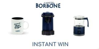 Instant win Caffè Borbone