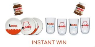 instant win kinder