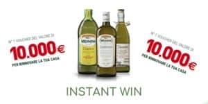 Instant win Monini