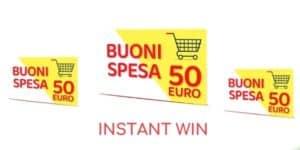 Instant win Spuma di Sciampagna