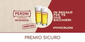 Premio sicuro Peroni #Vivicrudo