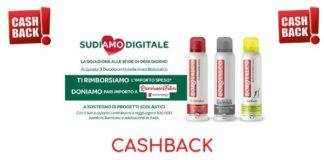 Cashback Borotalco
