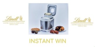 Concorso instant win Lindt