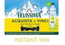 instant win Levissima