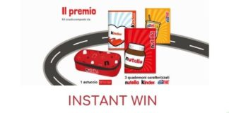 Instant win Nutella