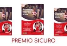Premio sicuro Coca-Cola