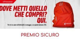 Premio sicuro La Feltrinelli