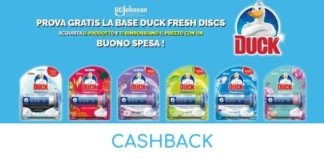 Provami gratis Duck fresh discs
