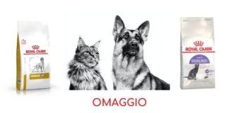 campioni omaggio Royal Canin