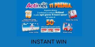 Instant win Actimel