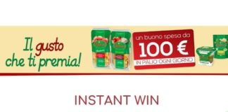 Instant win Buitoni
