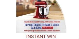 """Instant win """"La ricetta per vincere"""""""