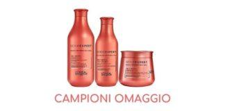 Campioni omaggio L'Oréal Serie