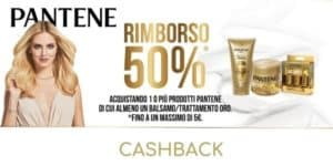 Cashback Pantene