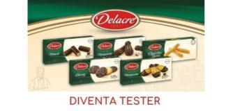 Diventa tester biscotti Delacre