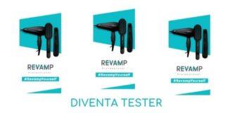 Diventa tester Revamp Professional