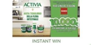 Instant win Activia