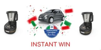 Instant win Carrefour