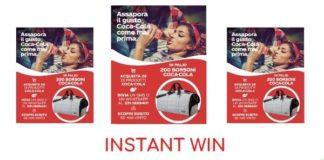 Instant win Coca-Cola