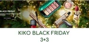 Black Friday Kiko