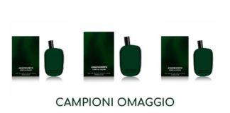 Campioni omaggio profumo Comme des Garcons
