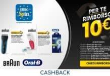 Cashback Braun e Oral B