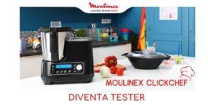 Diventa tester Moulinex